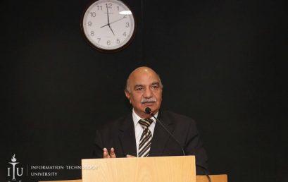 Dr. Muhammad Ramzan, Director QEC, University of Central Punjab, Lahore